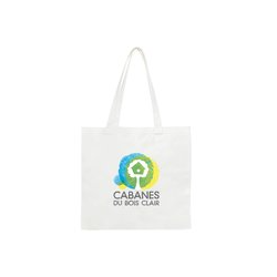 Petit sac avec le logo de...